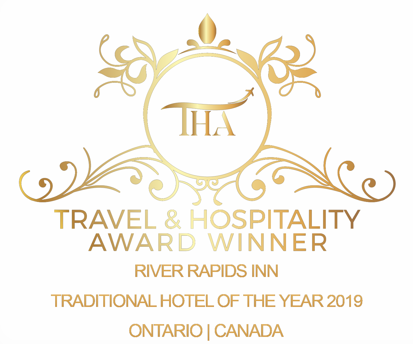 River Rapids 2019 Award Winner for Travel and Hospitality